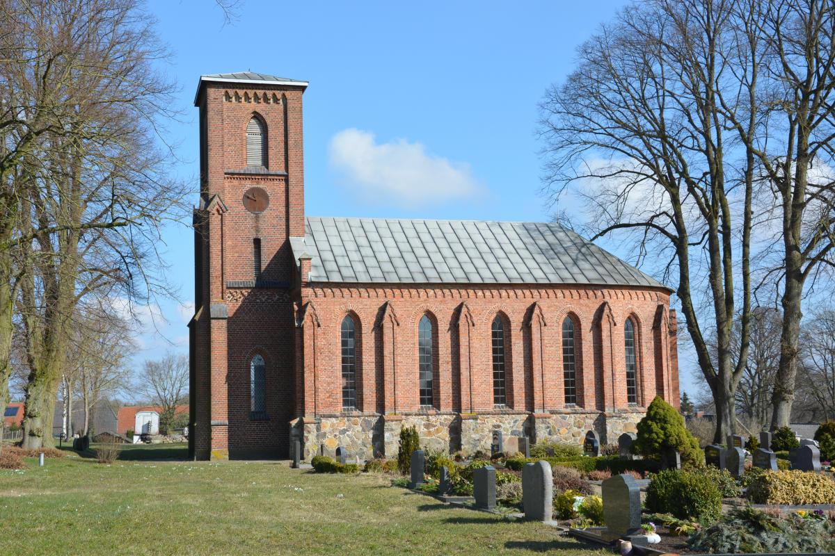 Kirche Mirow